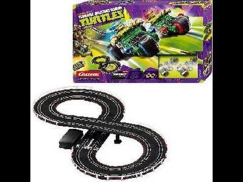 Teenage Mutant Ninja Turtles Carrera Battery Powered Slot Car Figure 8 Toys Ninja Power Teenage Mutant Ninja Mutant Ninja Turtles Teenage Mutant
