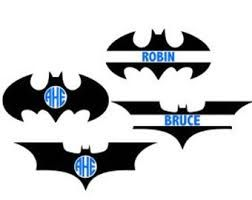 Image Result For Batman Robin Free Svg Files Free Svg Cricut Monogram Free Cricut Images