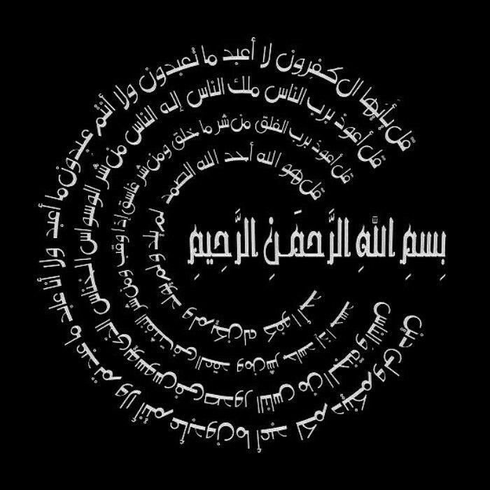 بسم الله الرحمن الرحيم قل Ito