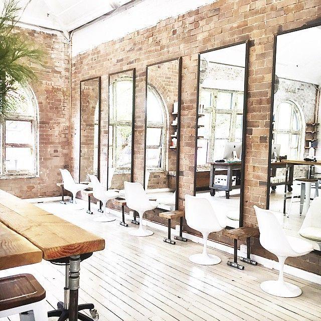 Salon spaces meant to inspire you! Interior Design   Salon ...