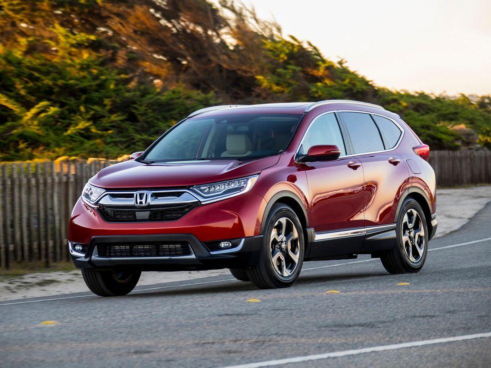 Best used SUVs under 25,000 2018 Honda CRV in 2020