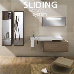 Discover the new Hatria furniture system