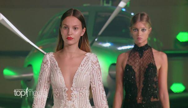 Sendungsgalerie der 1. Folge - Germany's next Topmodel 2017