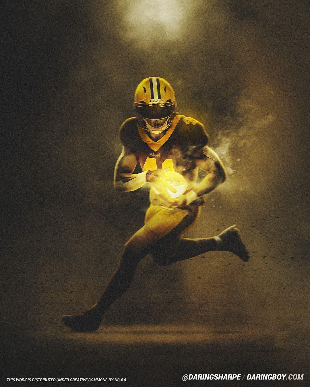 Alvin Kamara New Orleans Saints In 2020 New Orleans Saints Football New Orleans Saints Nfl Football Art