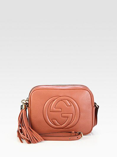 e9faa10ab7b Gucci - Soho Leather Disco Bag - My new favorite cross body bag ...