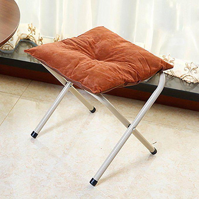 Surprising Sannix Portable Footstool Comfortable Folding Foot Rest Lamtechconsult Wood Chair Design Ideas Lamtechconsultcom
