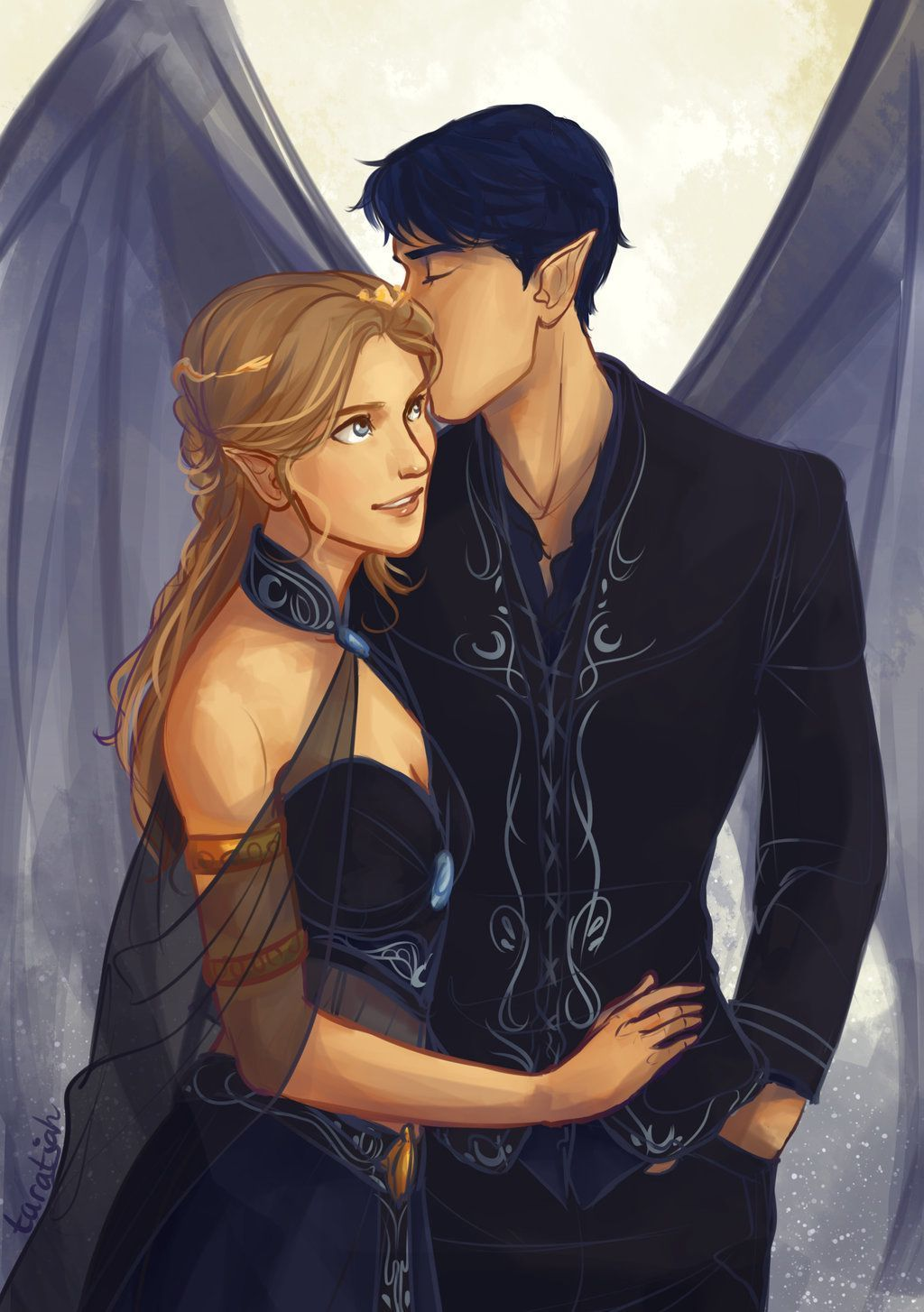 A Court Of Rhys And Feyre Feysand Feyreandrhysand Feyre And