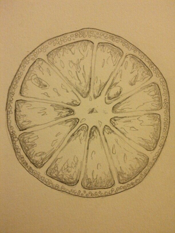 Orange drawing images