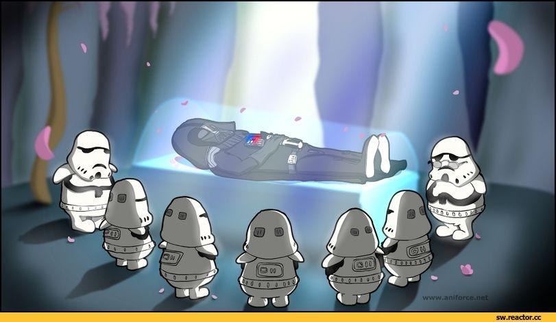 Вэд, смешные картинки звездным войнам