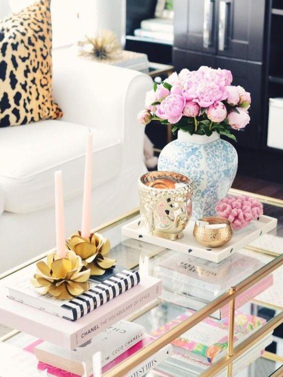 Coffee Table Decor Ideas |Thompson Ferrier