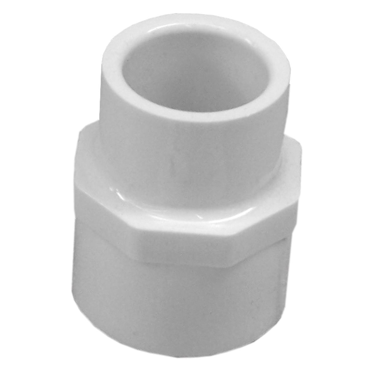 Genova Products 30357 1 2 X 3 4 Pvc Reducing Female Adapter Pvc Fem Adapt1 2x3 4 Blue Pool
