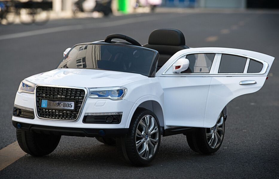New Limited Edition Audi Q7 Style 12V Ride On Car For Children with Remote  Control  ad3bcd478ff