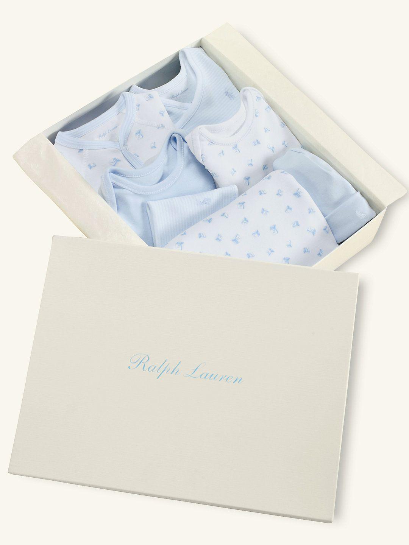 7piece boy box set outfits gift sets layette boy