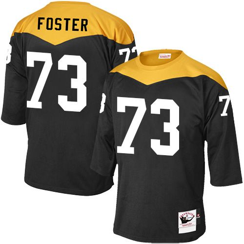 steelers foster jersey