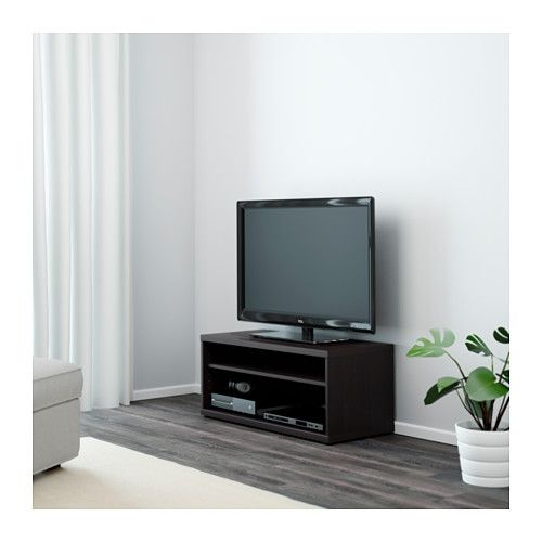 mosj tv bank schwarzbraun haus ikea tv ikea tv bank und ikea. Black Bedroom Furniture Sets. Home Design Ideas