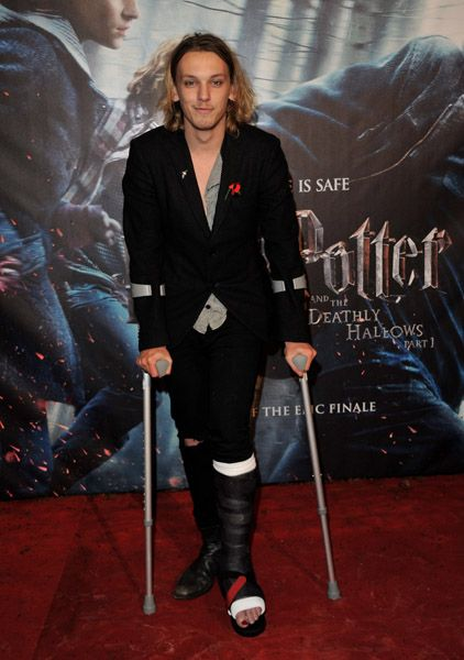 Jamie Campbell-Bower as Tom Riddle | 10 Actors Who Were Almost...