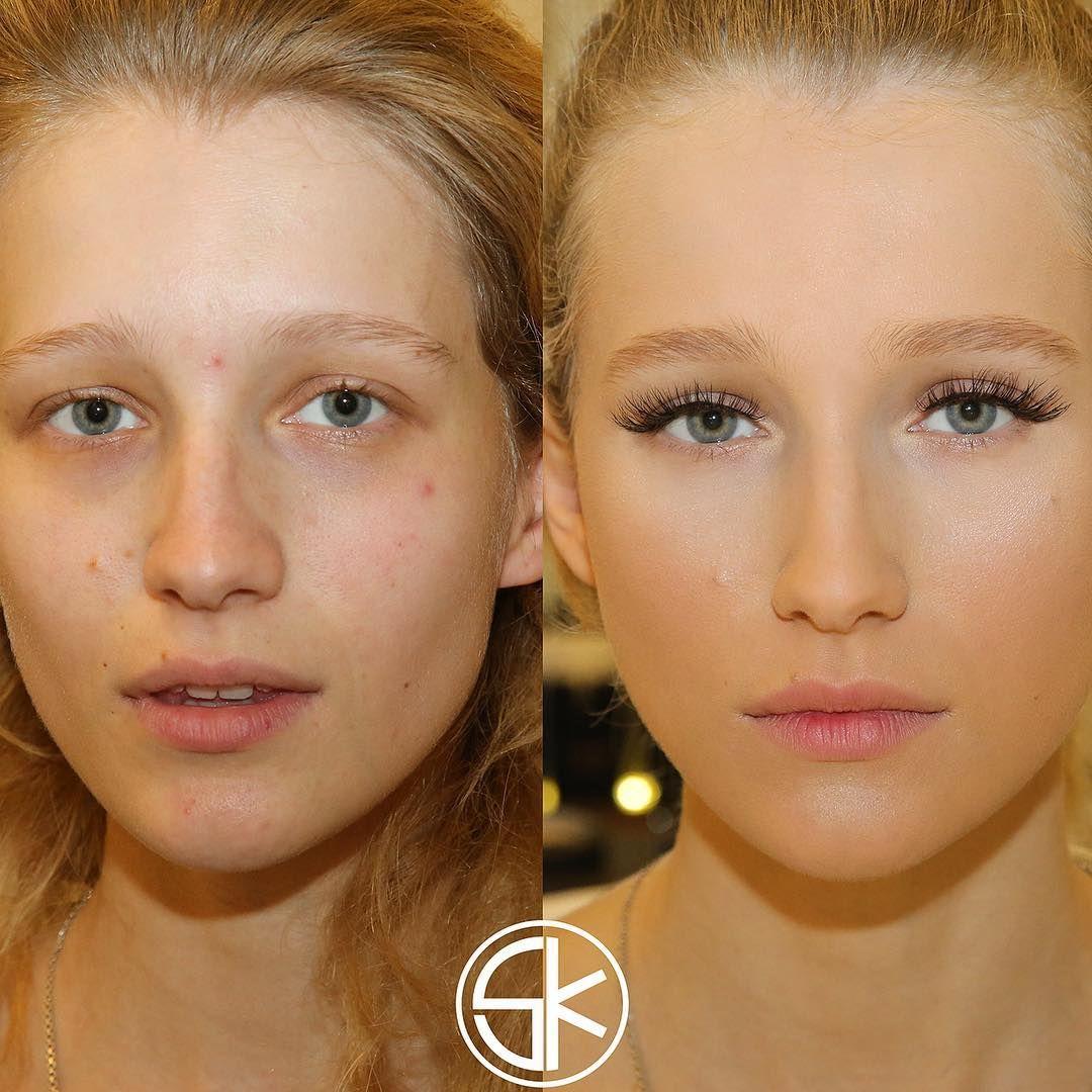 #samerkhouzami #maisonsamerkhouzami #makeupartist #skteam #beauty #transformation