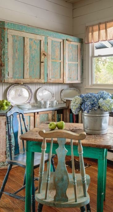 Conservatory Room Addition In The Uk 1040x1485 In 2020: Rustic Farmhouse Kitchen, Teal Kitchen