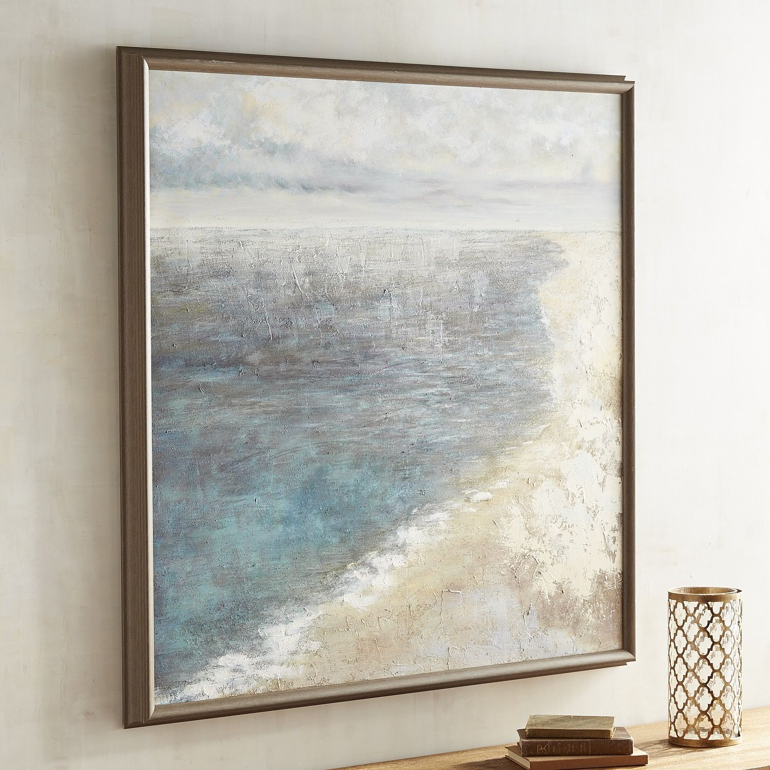 Shore framed art products