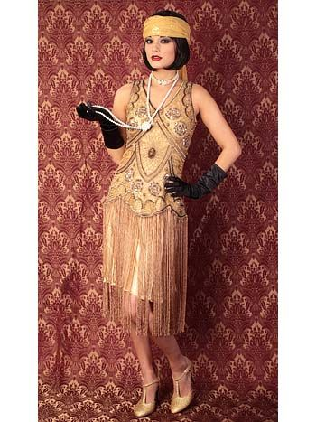 1920 Jazz Dresses