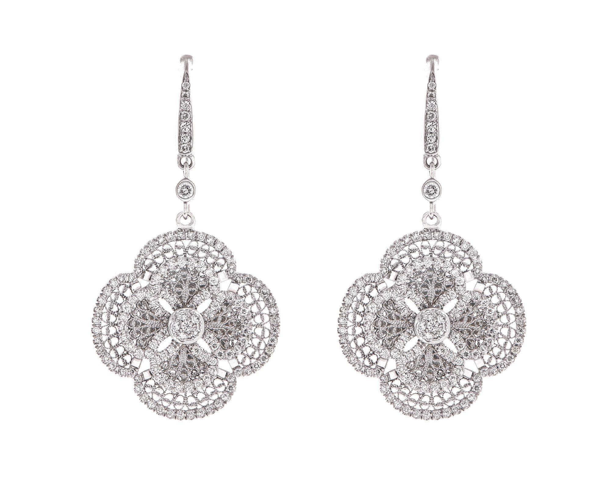 BRINCOS BLOSSOM by Eleuterio jewellery