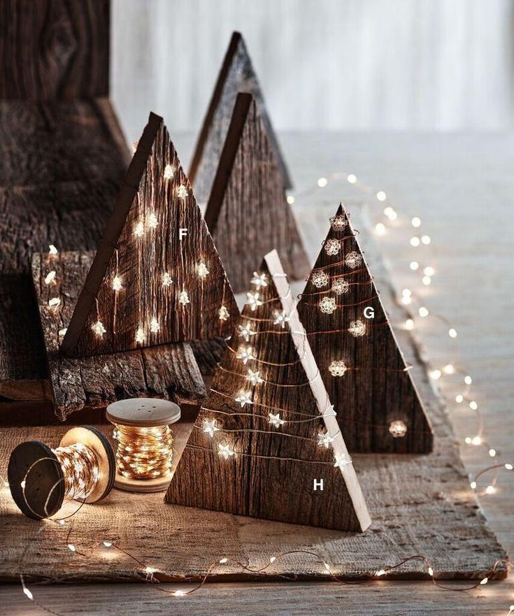 Photo of Holiday Shapes LED Lights by Roost – #Holiday #led #lights #Roost #rusticdecorat…