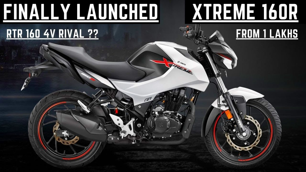 Finally 2020 Hero Xtreme 160r Launched In India Under 1 Lakhs On Roa In 2020 Hero Product Launch Xtreme