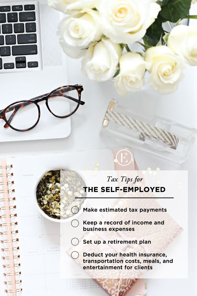 13 Tips To Make Filing Taxes Easier For The Self Employed