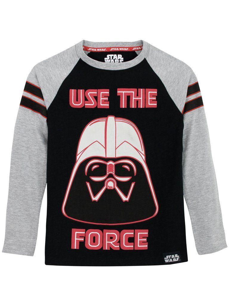 Star Wars Long Sleeve Top 10 11 Years Size 11 12 Years Size 12 13 Years Size Long Sleeve Tops Star Wars Tees Sleeves [ 1024 x 768 Pixel ]