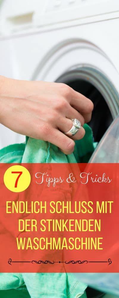 Waschmaschine Reinigen Beste Tipps Haushalt