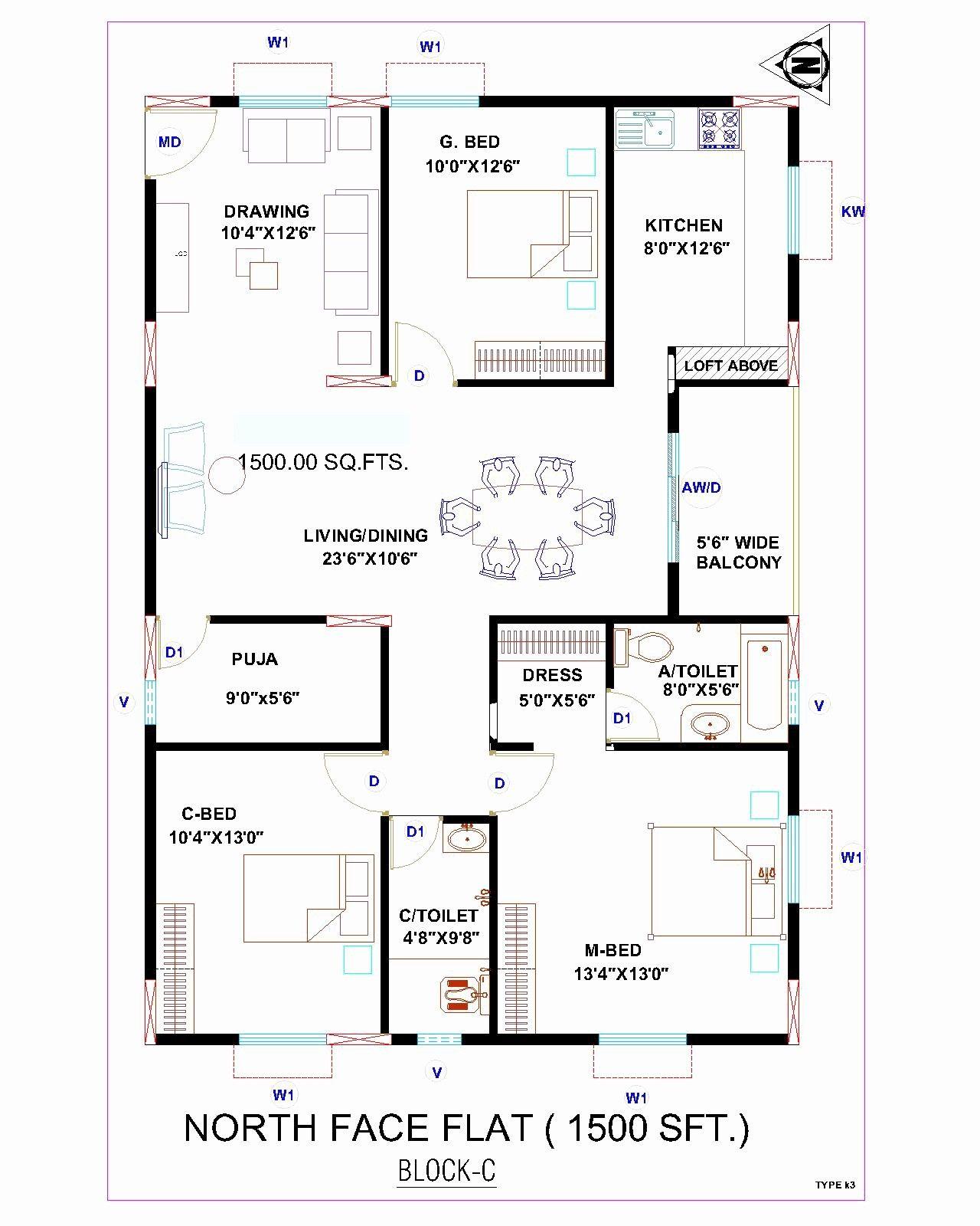 12 Unique South Indian Model House Plan South Facing House West Facing House Duplex House Plans