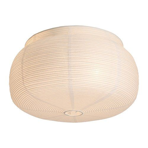 """Ikea V""""TE Ceiling lamp Perfect fix for ugly double bare bulb"""
