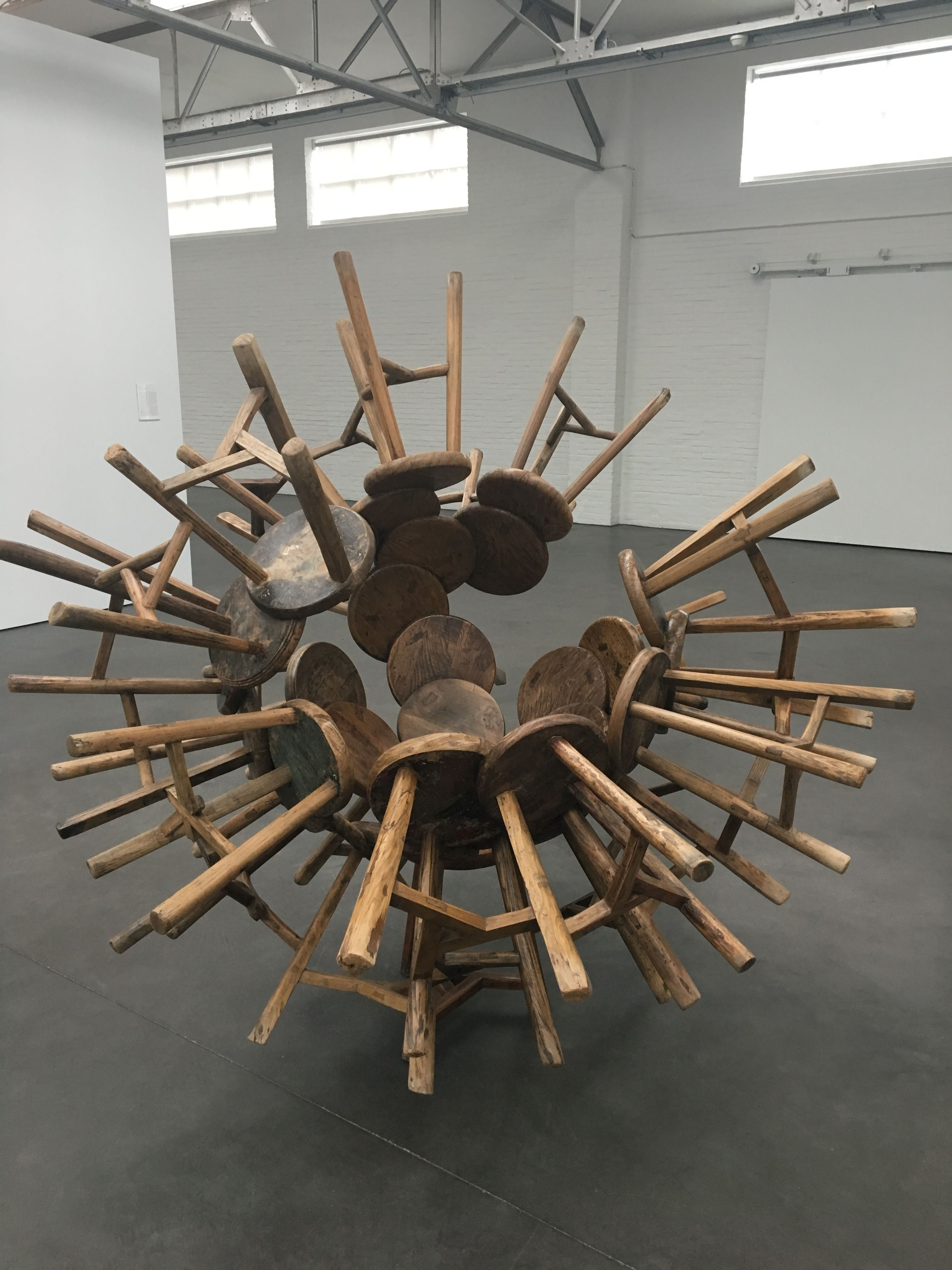 Ai Wei Wei in Museum de Pont Tilburg