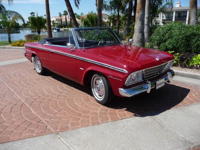 1964 Studebaker Daytona Convertible Studebaker Vintage Muscle Cars Automobile Companies