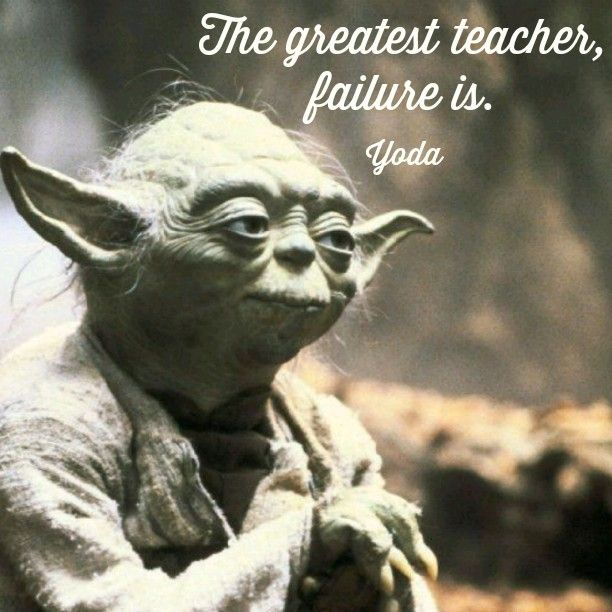 Billedresultat for succeed yoda quote