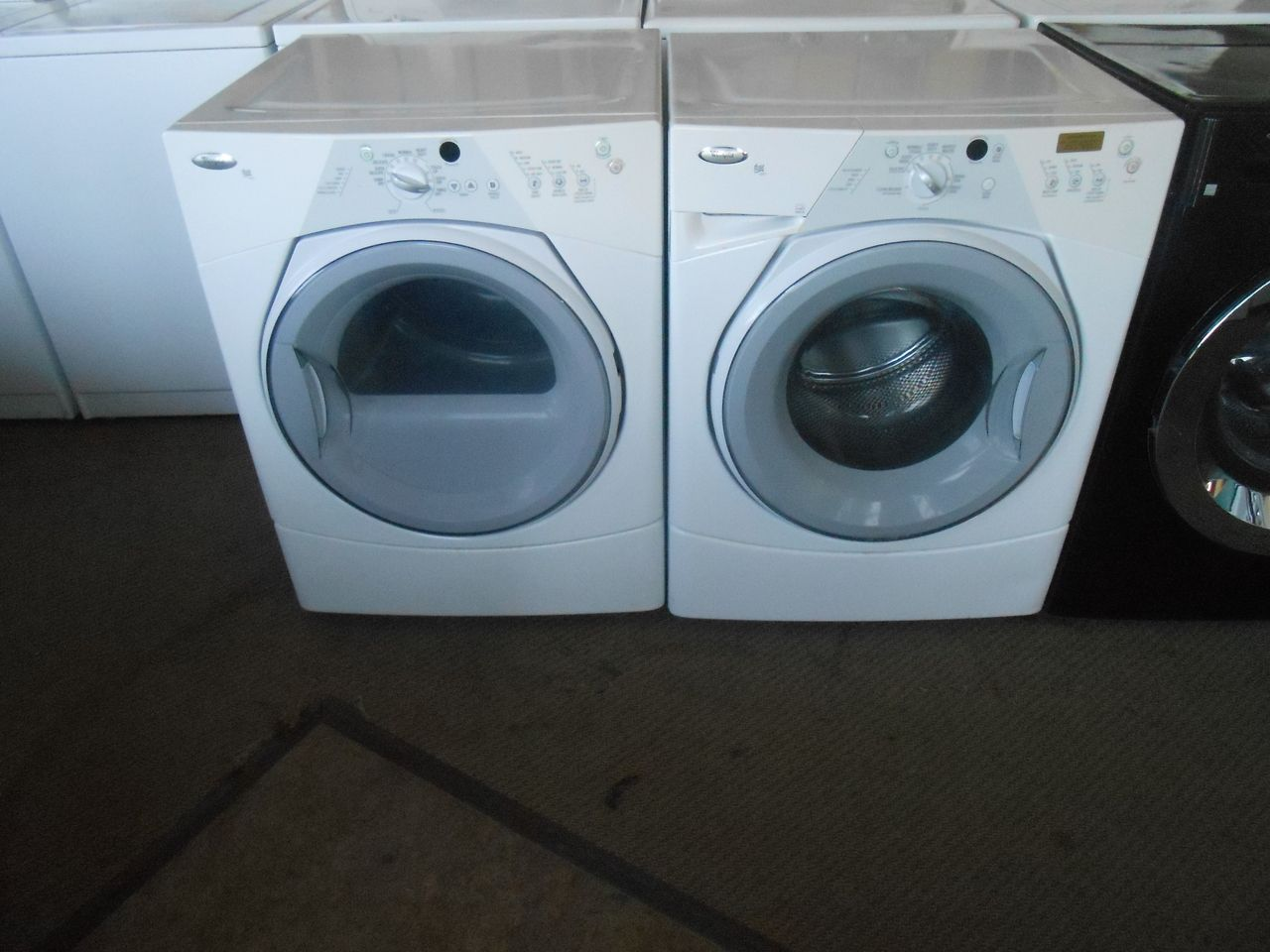 Appliance City WHIRLPOOL DUET SPORT FRONT LOAD SET