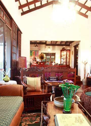 Traditional Filipino Style The Adarna House Philippines House