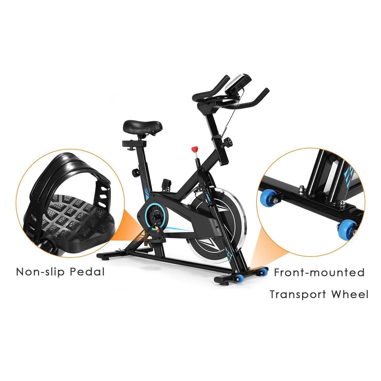 Kaluo Exercise Cycle Bike Leg Training Cardio Spinning Bike For