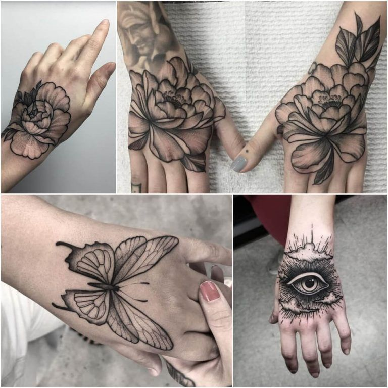 Hand Tattoo Ideas For Girls Best Female Hand Tattoos Positivefox Com Hand Tattoo Cover Up Full Hand Tattoo Hand Tattoos For Girls