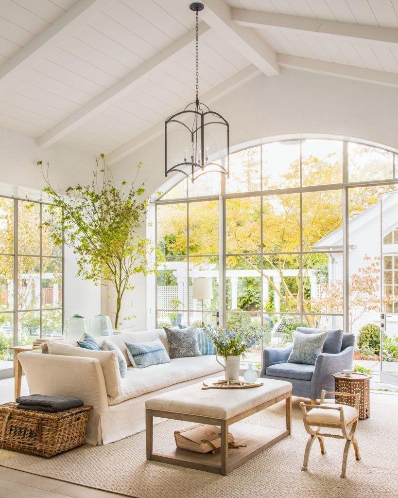 Decorer Un Grand Salon Épinglé par marilou lapointe sur living room ✧ | salons de