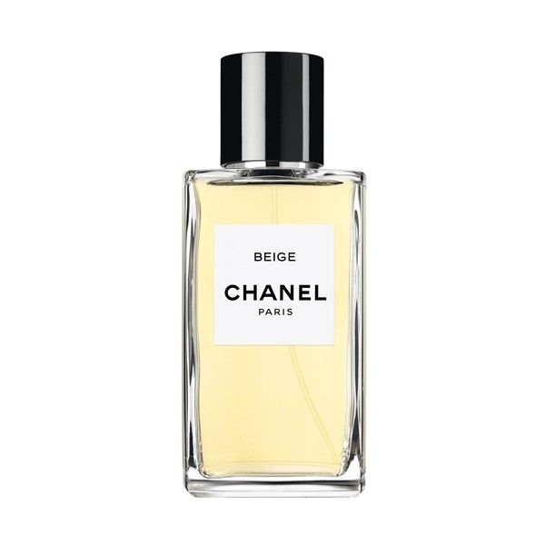 BEIGE LES EXCLUSIFS DE CHANEL ❤ liked on Polyvore featuring beauty products, fragrance, beauty, perfume, chanel fragrance, gold perfume, perfume fragrances, chanel perfume and chanel