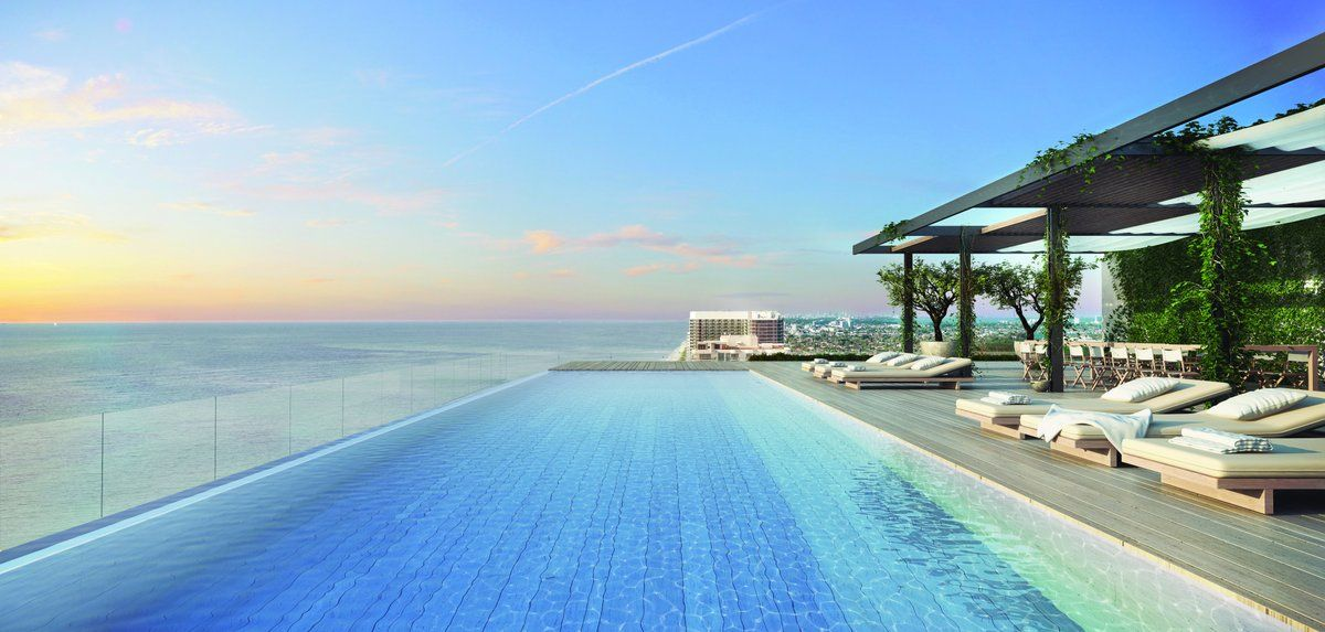 Perfect view in Miami Bal Harbour. Best time to purchase