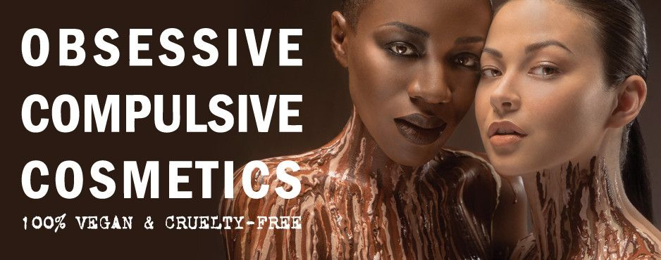 Vegan cosmetics - the nail colors are amazing