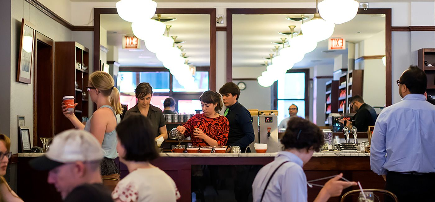Intelligentsia Monadnock Coffeebar