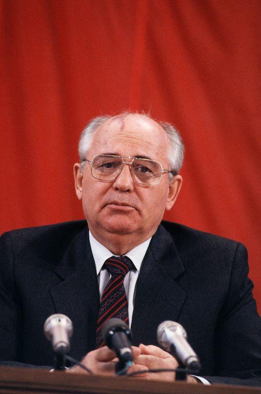 Грустный Горбачев Михаил – скачать бесплатно фото в 2020 г ...