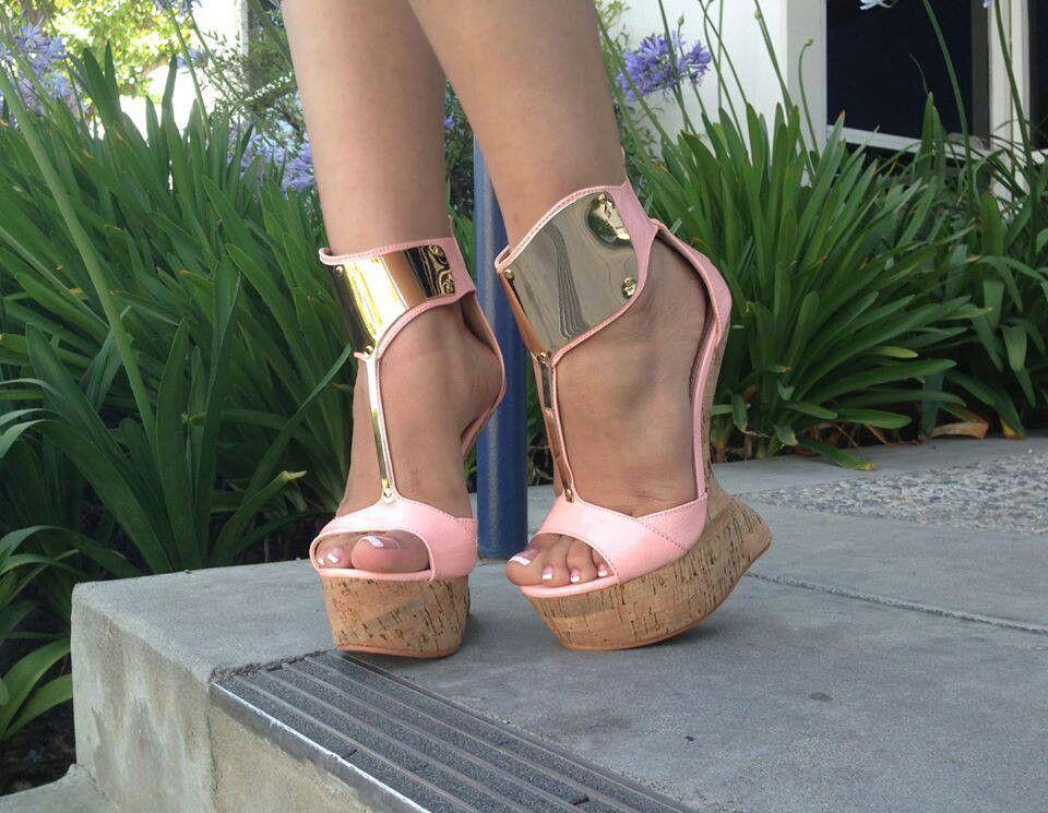 Pearl Studded Hot Pink | Sandals | High Heels | Dech