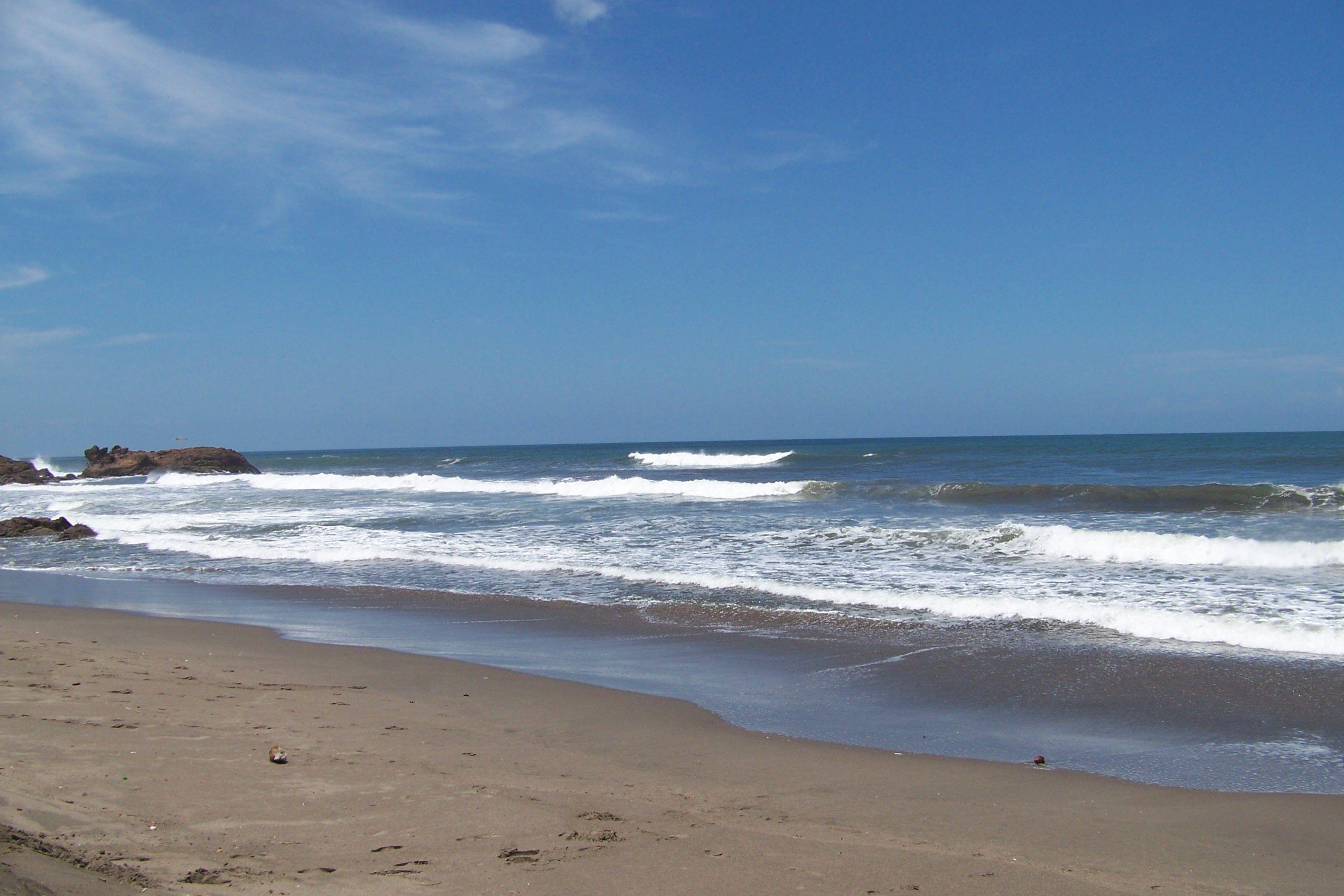 Poneloya Beach Nicaragua 9th Live From Las Penitas In Nw