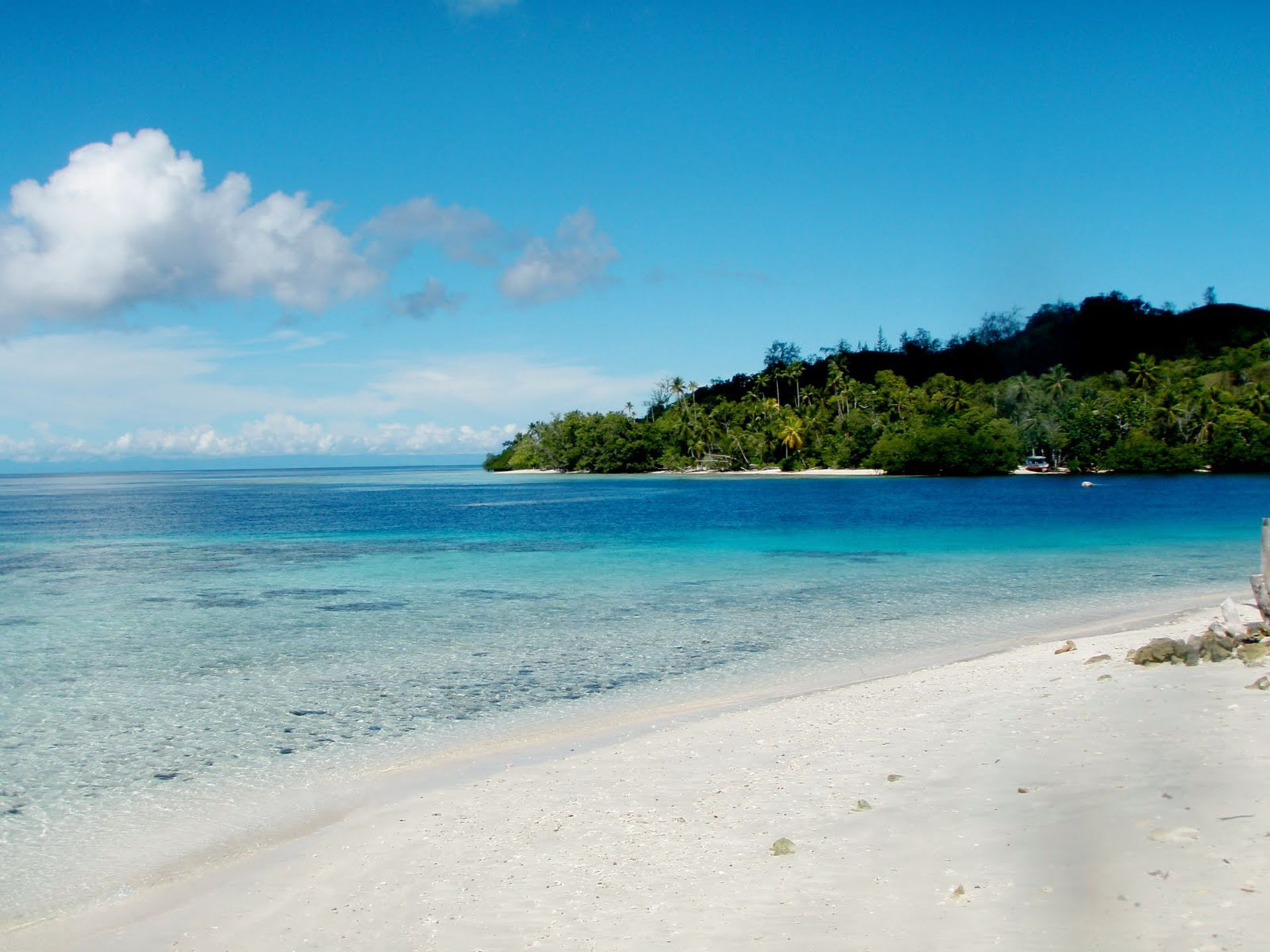 Solomon Islands Beach Wallpaper Hd