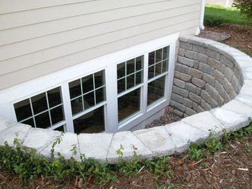 Basement Remodeling Milwaukee Decor egress window design ideas, pictures, remodel, and decor - page 4