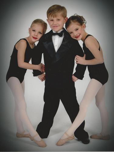 Brooke, Paige, and Josh